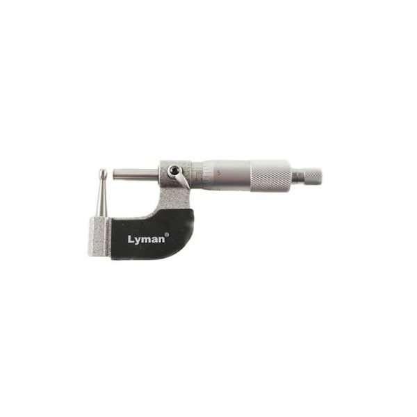 Micrometro spessore pareti colletto Lyman Products ( 7832252 )