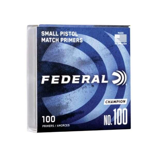 Inneschi 100 Small Pistol Federal