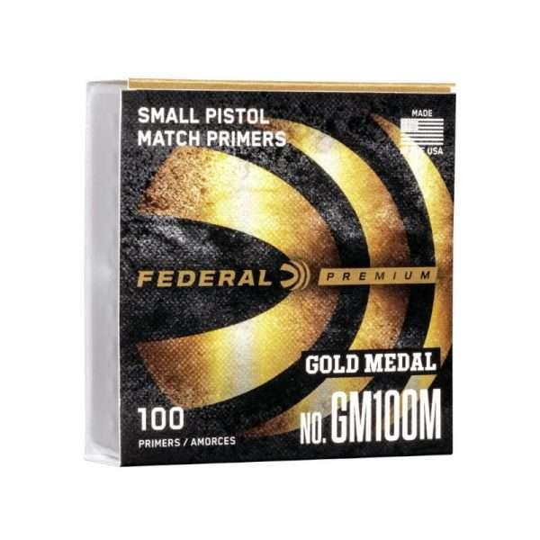 Inneschi GM100 Match Small Pistol Federal