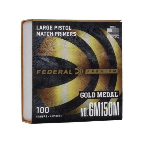 Inneschi GM150 Match Large Pistol Federal