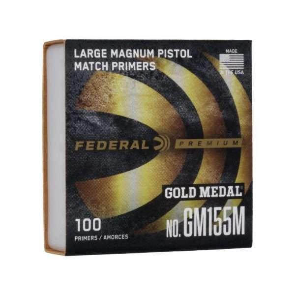 Inneschi GM155 Match Large Pistol Magnum Federal