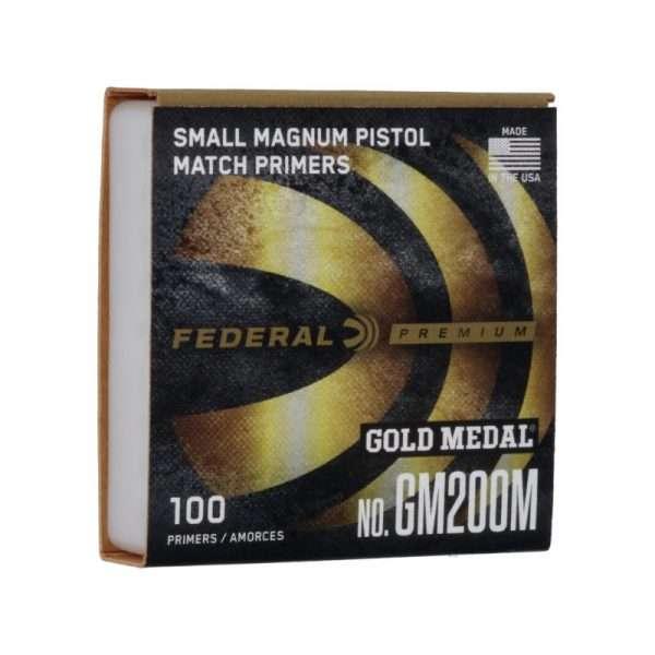 Inneschi GM200 Match Small Pistol Magnum Federal