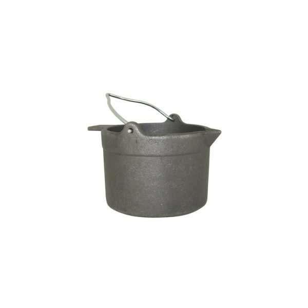 Crogiolo per fusione su fiamma (10 lb)