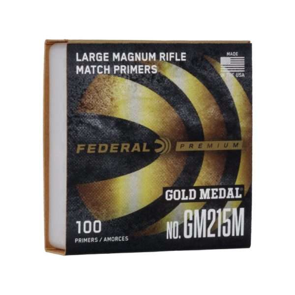 Inneschi GM215 Match Large Rifle Magnum